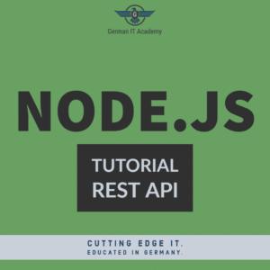 NodeJS REST API Tutorial