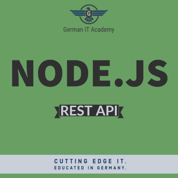 RESTful API with Node.js