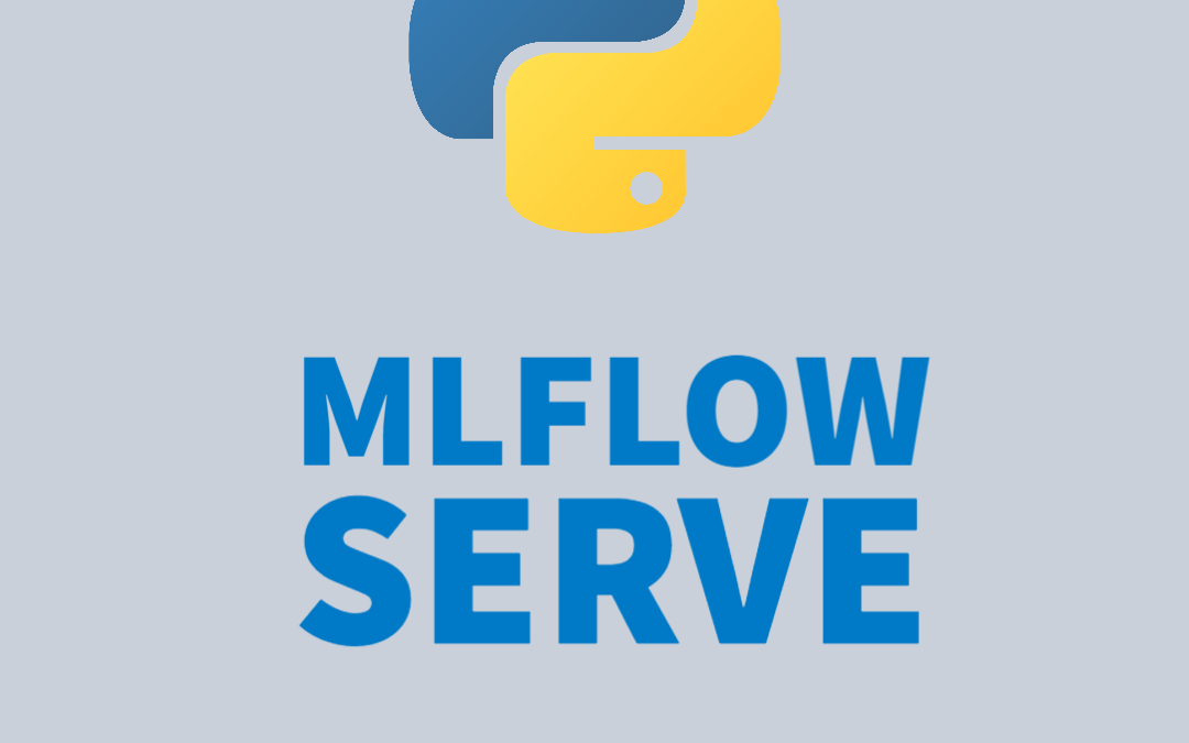 Serving Machine Learning Model with MLFlow