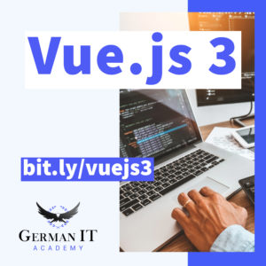 learn vuejs 3 course seminar webinar